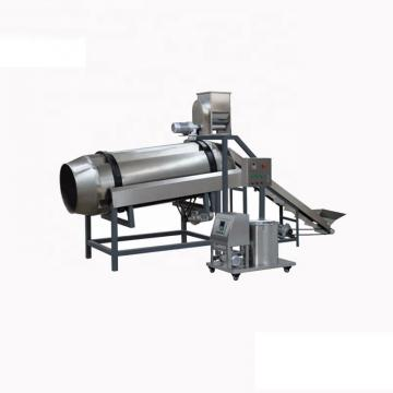 Small Business Snack Food Chips Puff Extruder Machine to Make Corn Flakes