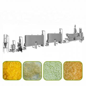 hot sale full automatic artificial rice making machine with plant price