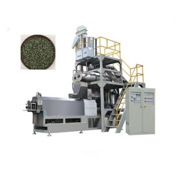 Fish/Poultry/Dog Feed Extrusion Process Machine Pellet Making Machine