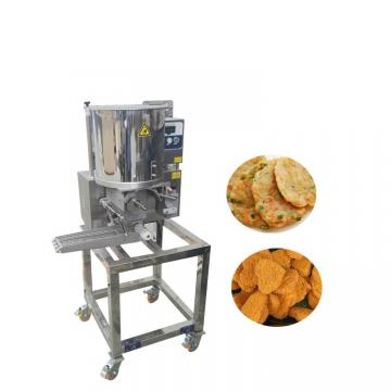 Commercial Automatic Industrial Hamburger Press Burger Patty Machine