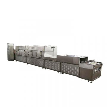 Industry Tunnel Water-Cooling Microwave Fruit Equipment Dryer