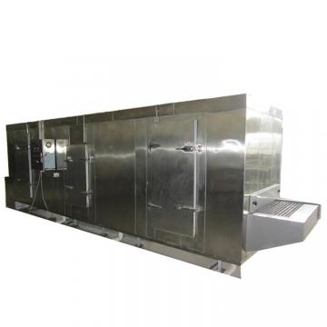 Large Industrial Continuous Microwave Food Belt Dryer Drying Machine