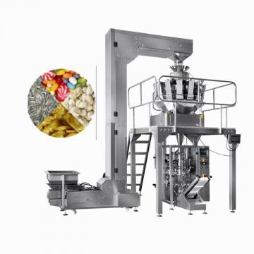 Form-Fill-Seal Machines Small Food Packing Machine Auto Weighing Packaging Machine Automatic Granule Packing Machine