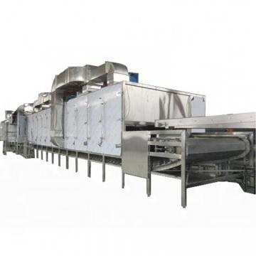 Far Infrared Stainless Steel Continuous Microwave Belt Conveyor Dryer Machine
